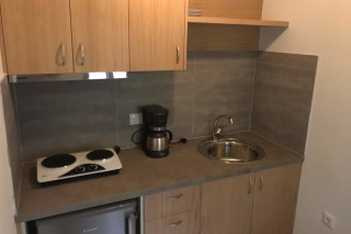 accommodation neapolis apartments kitchenette