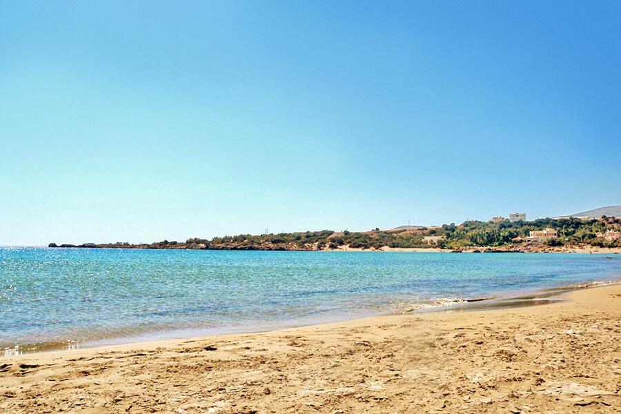 grammenos beach crete