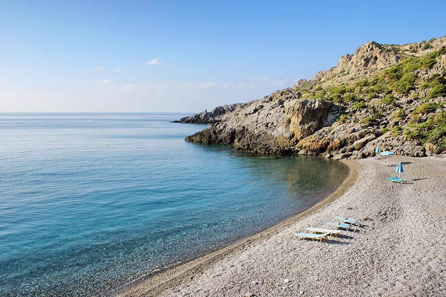 krios beach crete