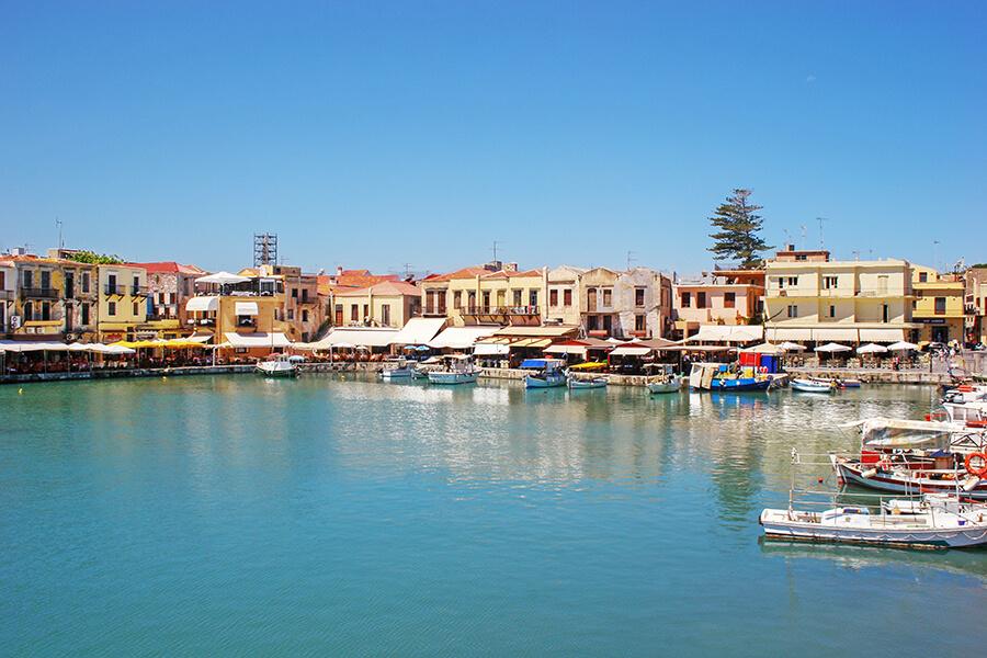 venetian fortress crete